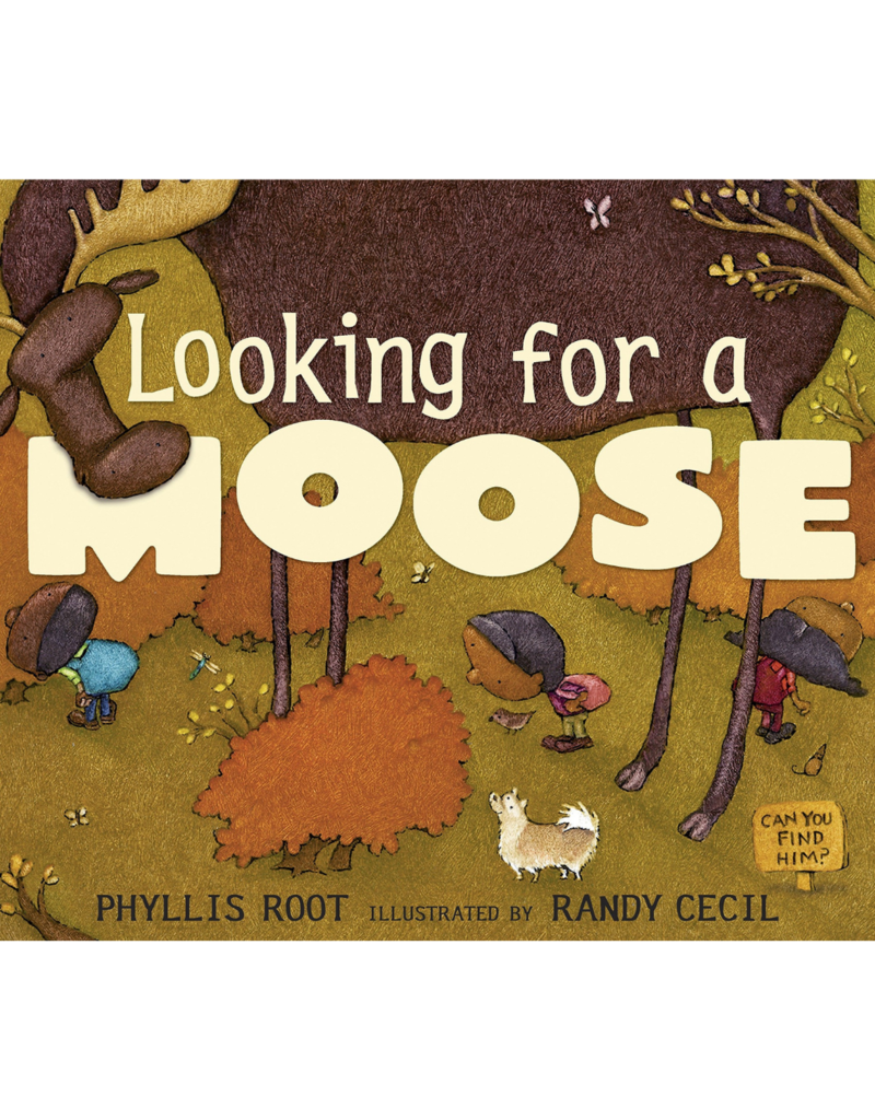 Blue Line Book Exchange Looking for a Moose by Phyllis Root