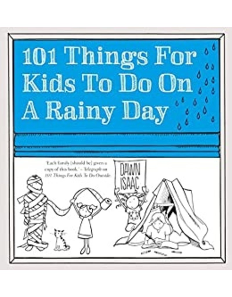 Arcadia Publishing 101 Things to do for Kids on a Rainy Day