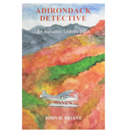 Blue Line Book Exchange Adirondack Detective As Autumn Leaves Turn