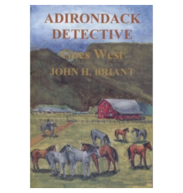 Blue Line Book Exchange Adirondack Detective Goes West
