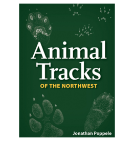 Blue Line Book Exchange Animal Tracks Playing Cards Deck