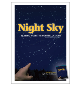 Blue Line Book Exchange Night Sky Playing Cards Deck