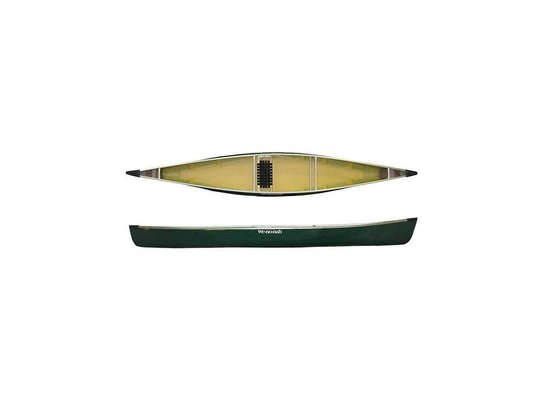 Canoe: Solo and Pack