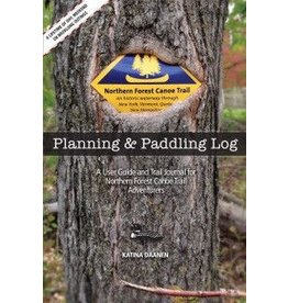 Blue Line Book Exchange The Northern Forest Canoe Trail Planning & Paddling Log
