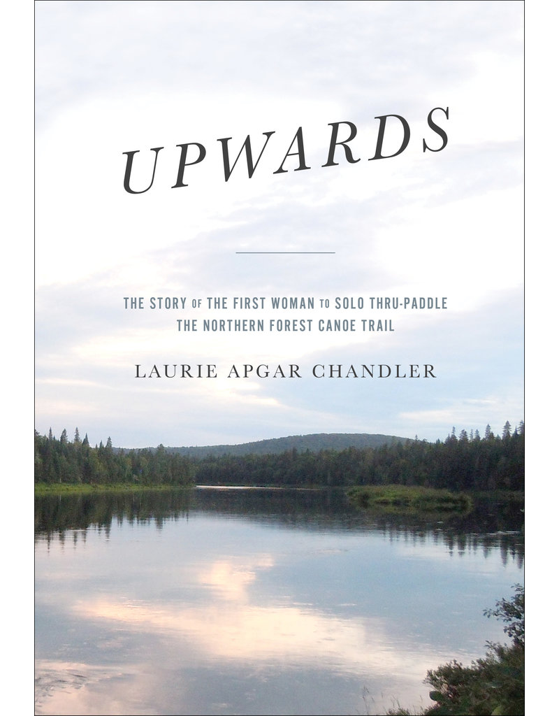 Blue Line Book Exchange Upwards by Laurie Apgar Chandler