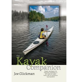 Blue Line Book Exchange The Kayak Companion by Joe Glickman