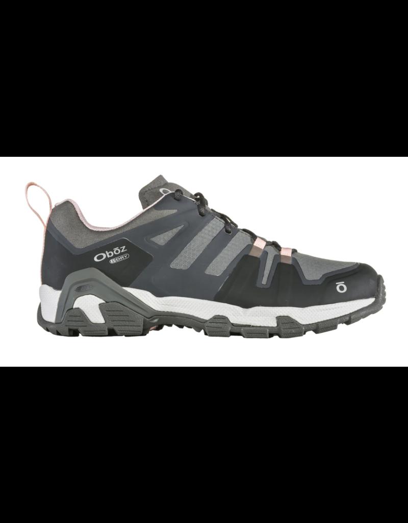 Oboz Women's Arete Low BDry Waterproof Hiking Shoe