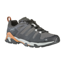 Oboz Men's Arete Low BDry Waterproof Hiking Shoe