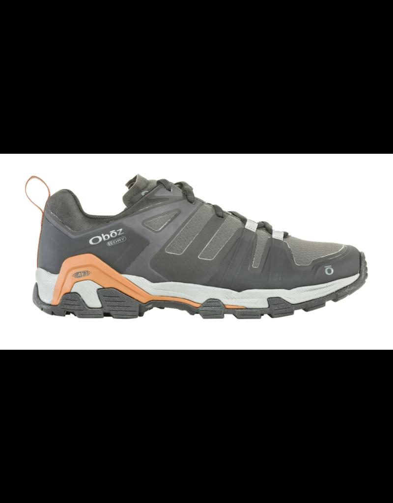 Oboz Men's Arete Low BDry Waterproof Hiking Shoe