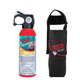 Counter Assault 10.2oz Bear Spray w/ Holster
