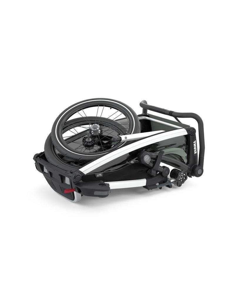Thule Chariot Lite Single Multisport Stroller - Agave