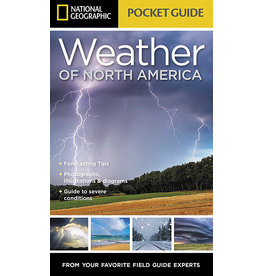 National Geographic Pocket Guide to Weather of North America