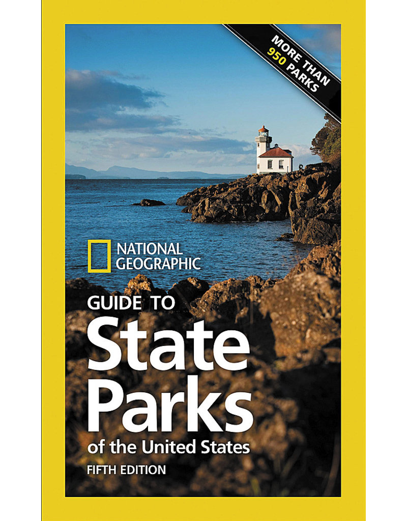 National Geographic Guide to State Parks of the United States 5th Edition