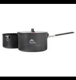 MSR Ceramic 2 Pot Set  2.5L + 1.5L