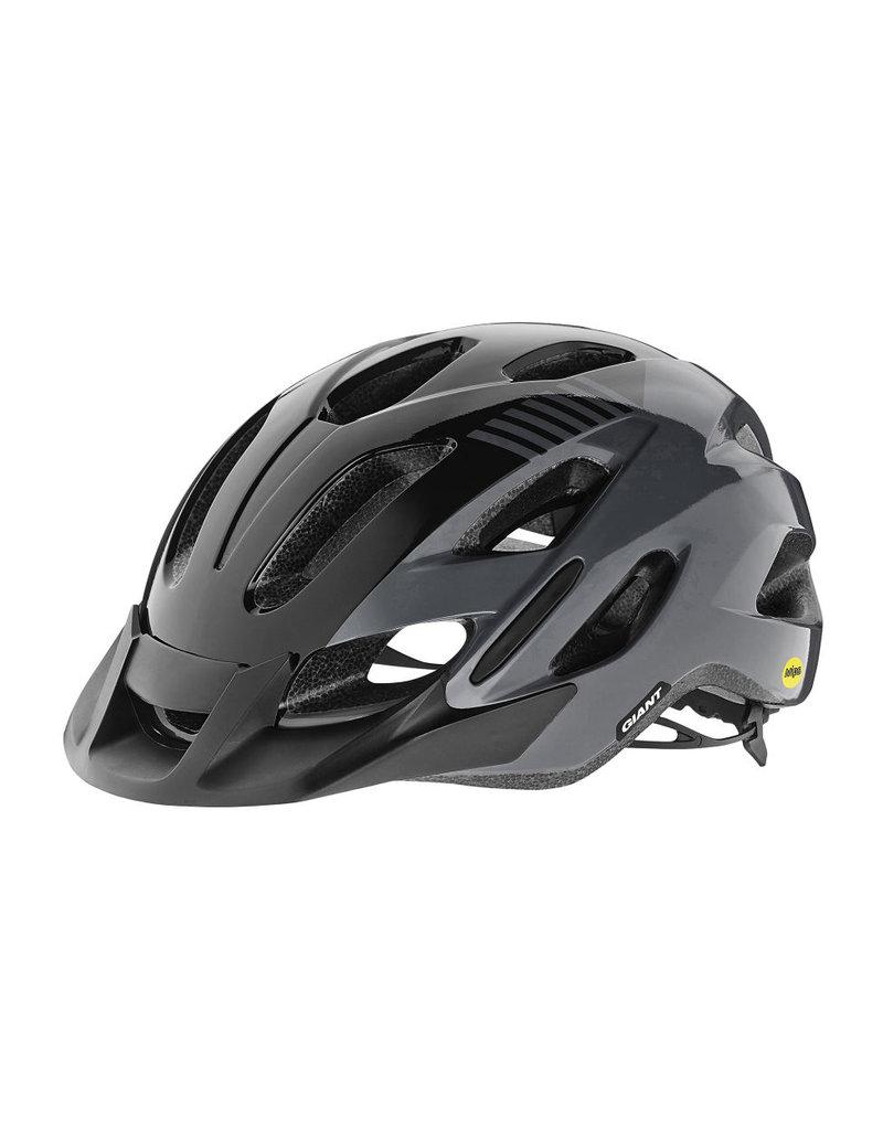 Giant Kid's Prompt MIPS Youth Bike Helmet Black/Grey
