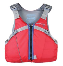 Stohlquist Women's Melody Multifit PFD - Red