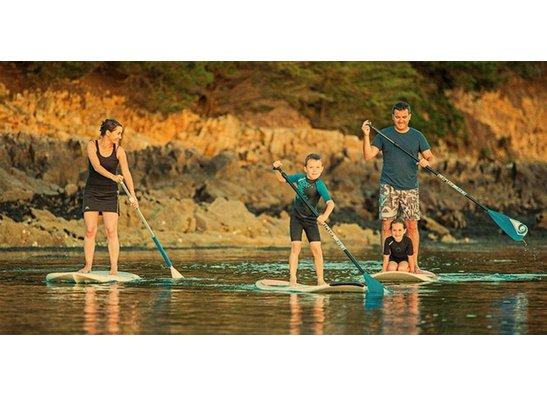 Canoes, Kayaks, SUPs