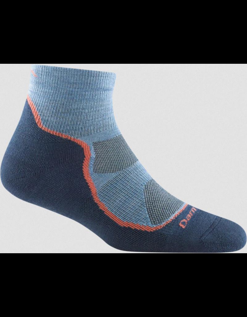 Darn Tough Socks Women's Light Hiker 1/4 Socks - 1987