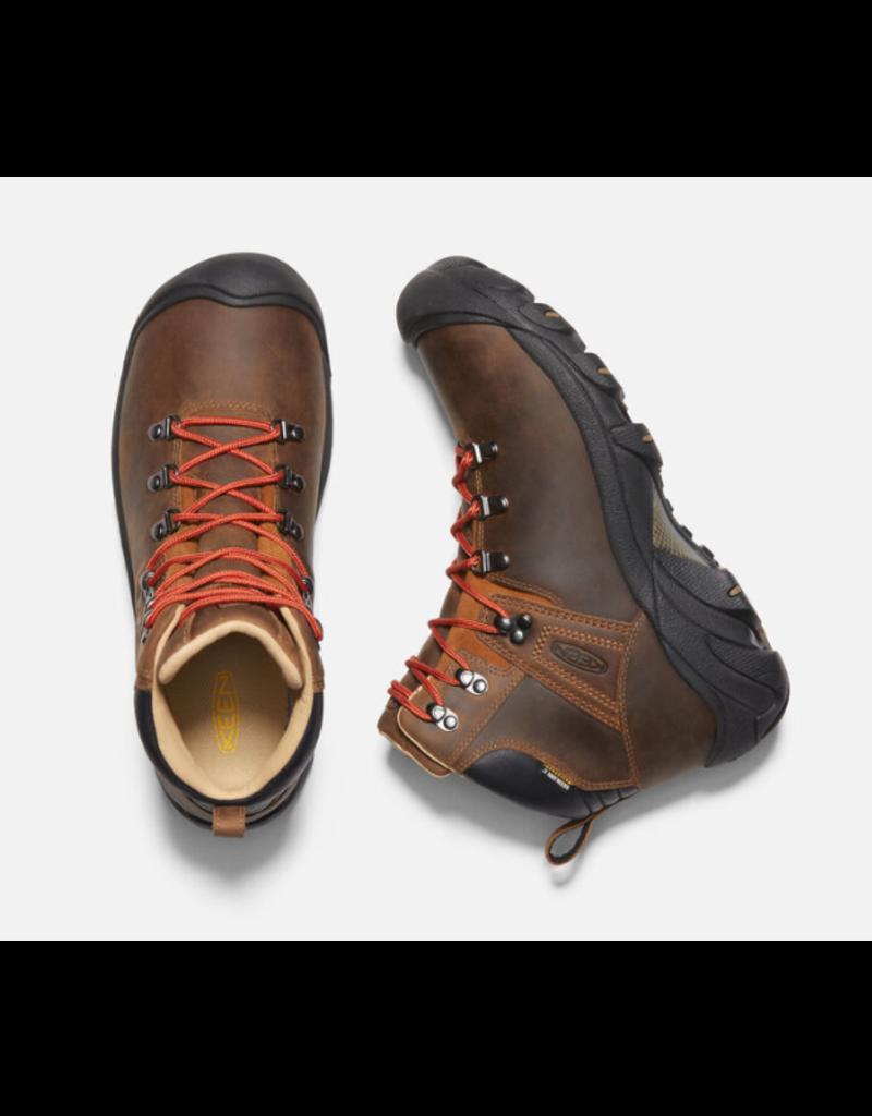 KEEN Men's Pyrenees Mid Waterproof Hiking Boot