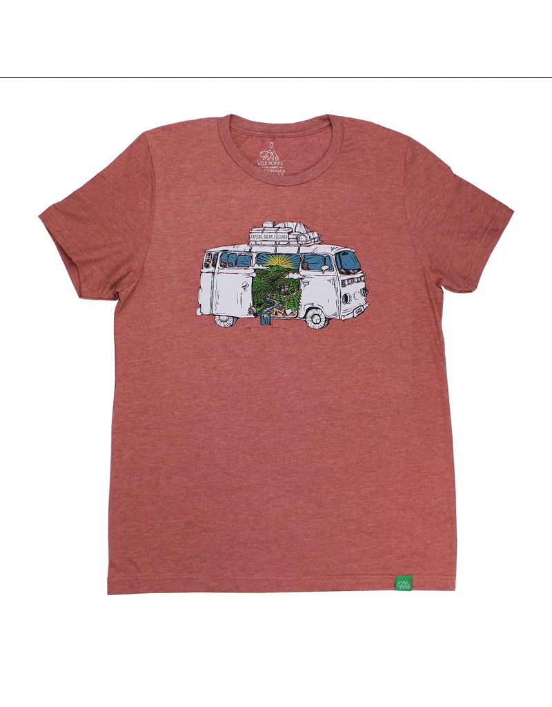 Wild Tribute Road Trip T-Shirt