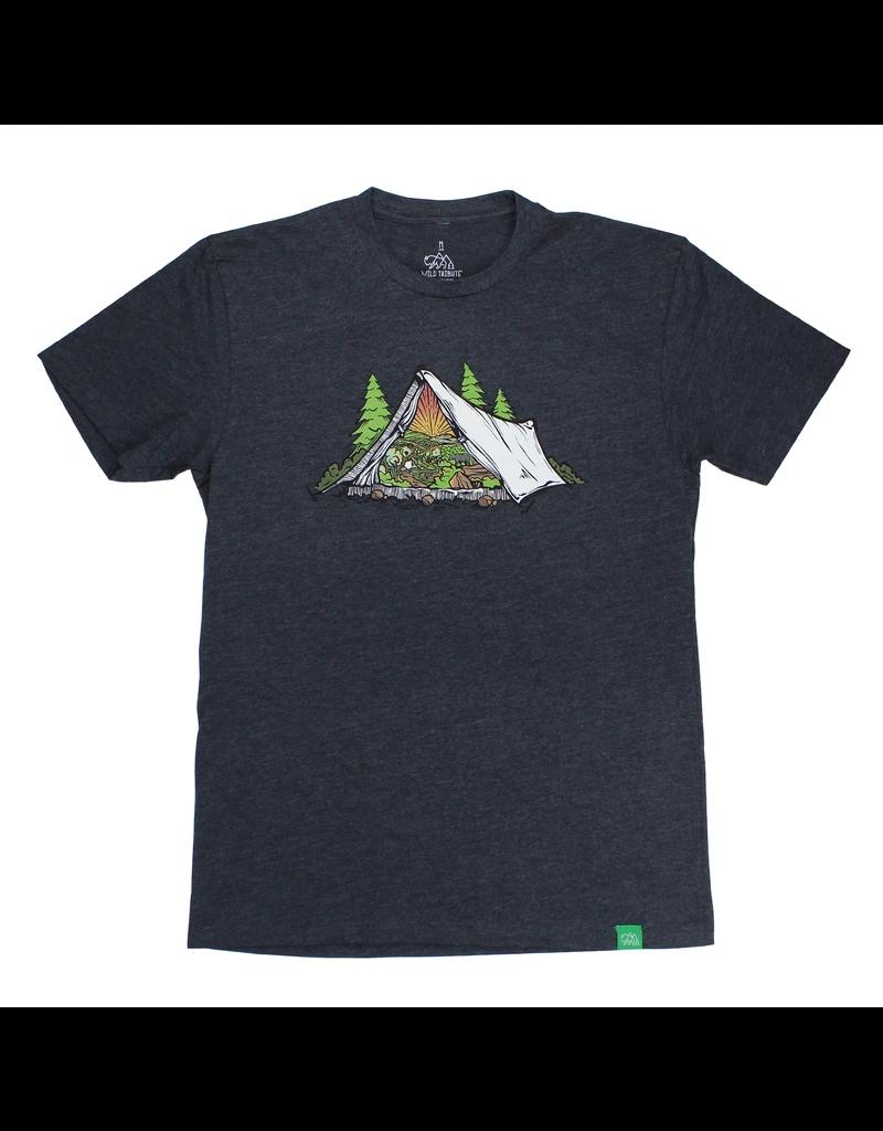 Wild Tribute Morning Light Tent T-Shirt