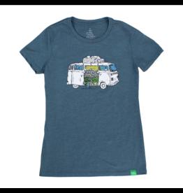 Wild Tribute Women's Road Trip Encore Athletic T-Shirt