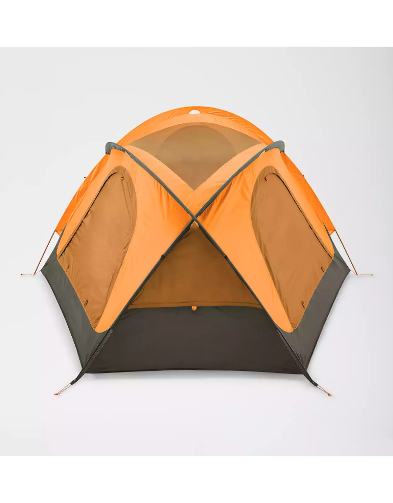 The North Face Homestead Domey 3 Light Exuberance Orange/Timber Tan/New Taupe Green