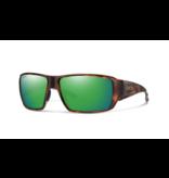 Smith Optics Guides Choice Sunglasses w/ Chromapop - Tortoise/Polarized Green Mirror