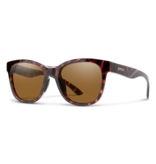Smith Optics Caper Sunglasses - Tortoise/Polarized Brown