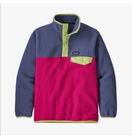 Patagonia Girl's LW Synch Snap-T Pullover