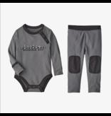 Patagonia Infant Capilene Midweight Set