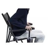 GCI Outdoor Eazy Chair - Black