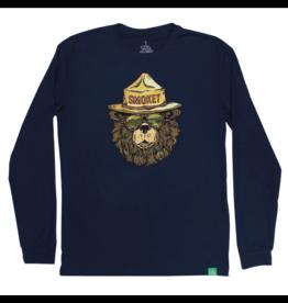 Wild Tribute Smokey The Groovy Long Sleeve Shirt