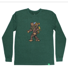 Wild Tribute Legend Long Sleeve Shirt