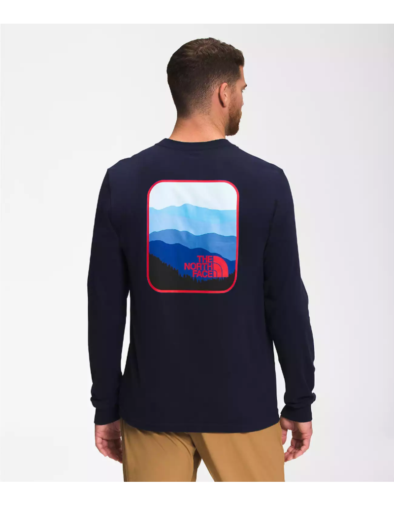 The North Face Men's Long Sleeve Parks Tee