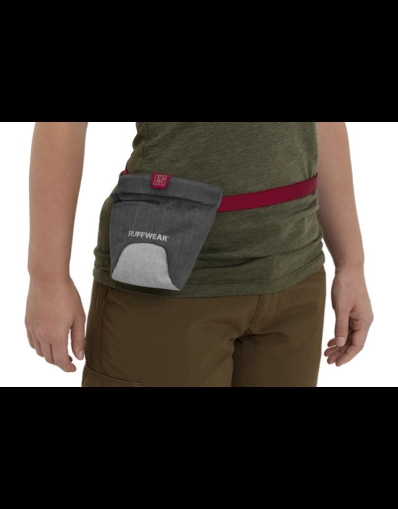 Ruffwear Treat Trader Bag Twilight Gray