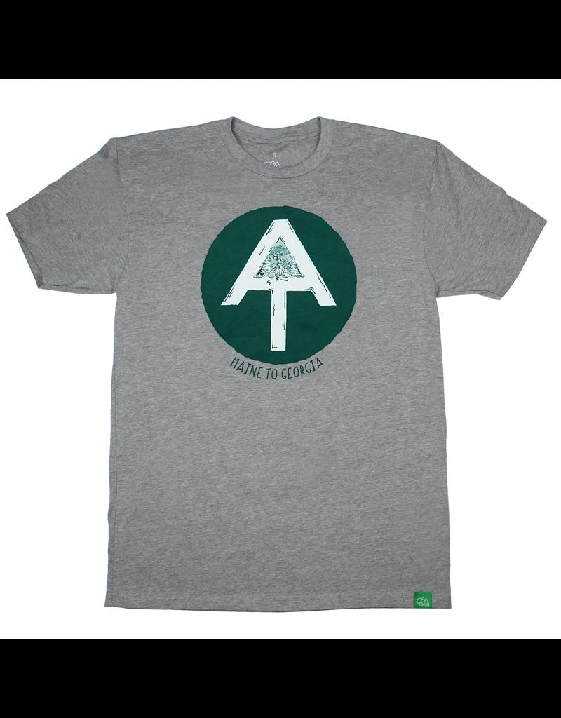 Wild Tribute Appalachian Trail Logo Short Sleeve Shirt
