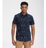 The North Face Men's SS Baytrail Pattern Shirt Closeout