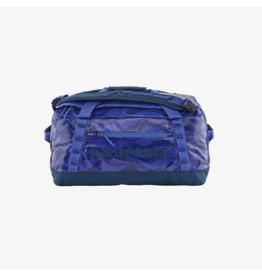 Patagonia Black Hole Duffel 40L Closeout Hello Waves Float Blue