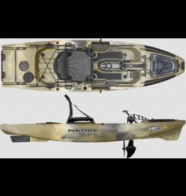 Native Watercraft Slayer Propel Max 10 Pedal Drive Fishink Kayak - 2021