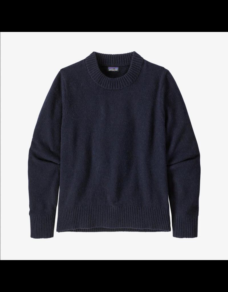 Patagonia Women's Recycled Wool Crewneck Sweater