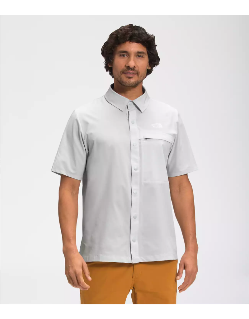 The North Face Men's First Trail SS Shirt