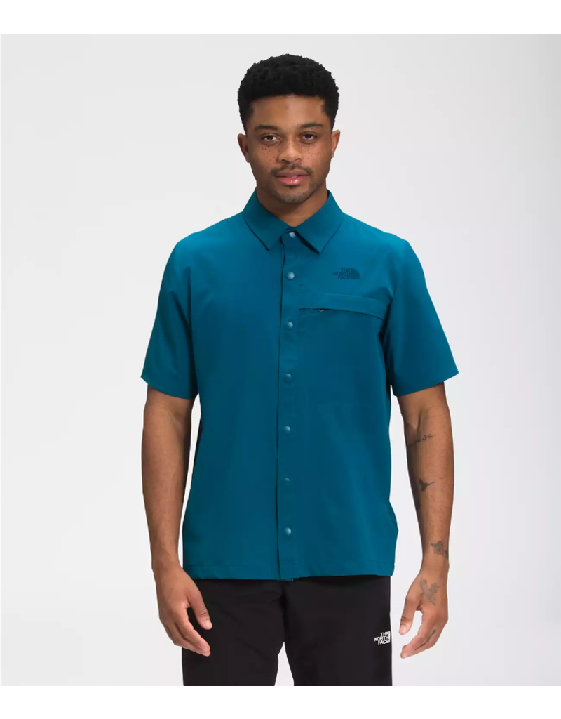The North Face Men's First Trail SS Shirt Closeout