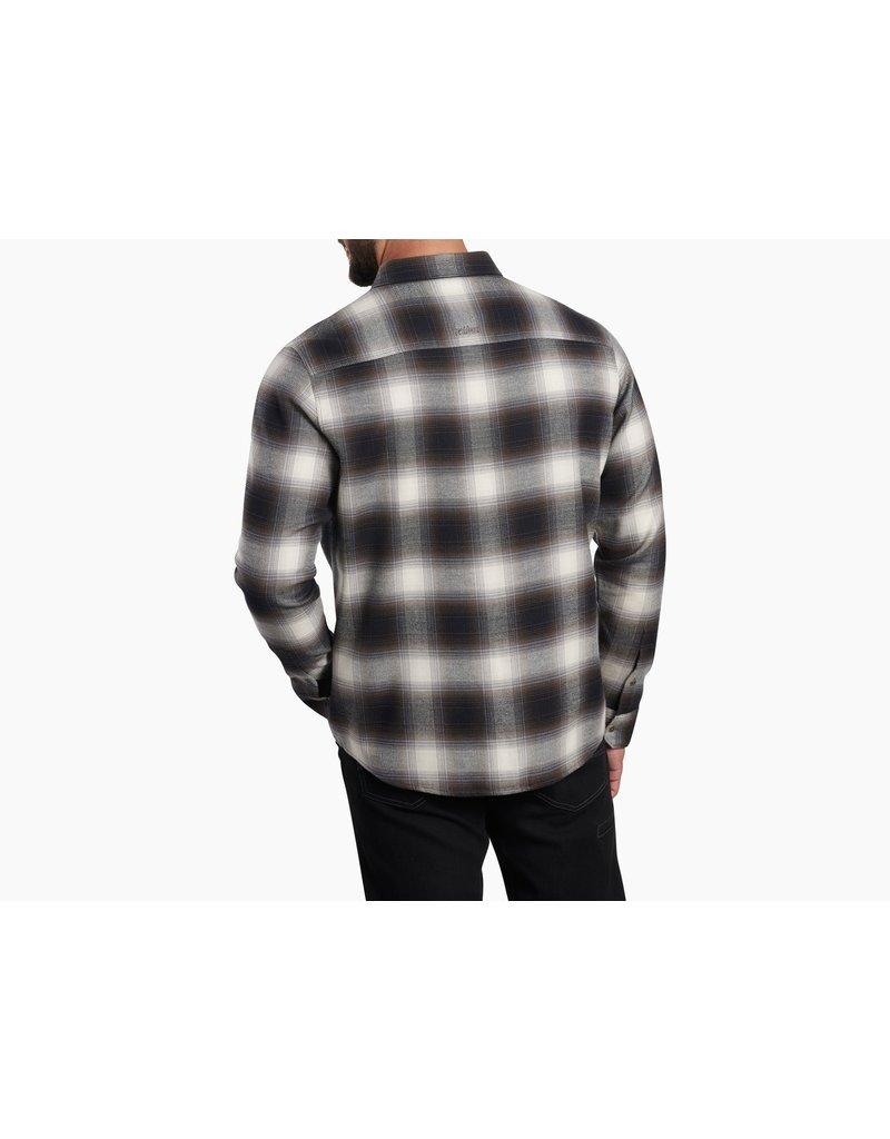 Kuhl Men's Law Flannel Long Sleeve