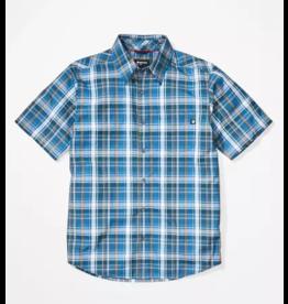 Marmot Men's Lykken Short Sleeve Shirt Closeout