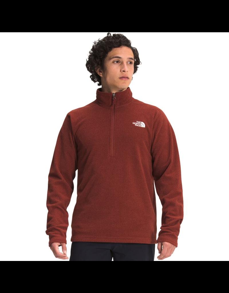 The North Face Men's Textured Cap Rock 1/4 Zip Fleece