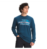 The North Face Men's LS Half Dome Tee