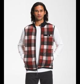 The North Face Men's Printed Gordon Lyons Full Zip Vest