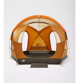 The North Face Homestead Super Dome 4 - Light Exuberance Orange/Timber Tan/New Taupe Green