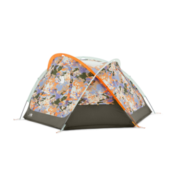 The North Face Homestead Domey 3 - Sweet Lavender Cloud Camo Print/New Taupe Green